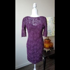 💜Rachel Rachel Roy Backless Mini Dress